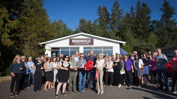 Woodinville Visitor Center Grand Opening & Ribbon Cutting