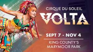 Cirque du Soleil's VOLTA | Ticket Offer