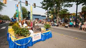 Celebrate Woodinville 2018 Parade Winners