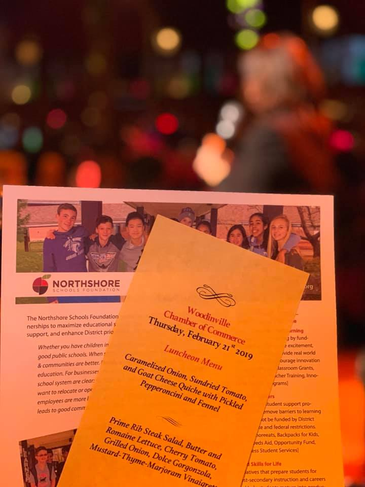 Woodinville Chamber - February 2019 Luncheon