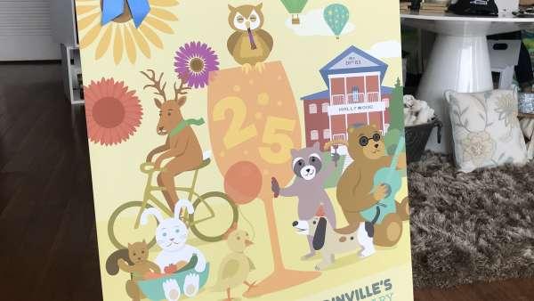 6th Annual Celebrate Woodinville Art Poster Contest