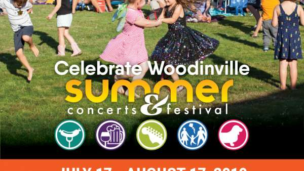 Celebrate Woodinville 2019 DATES ANNOUNCED