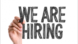 We are hiring: Administrative Assistant