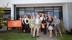 Ribbon Cutting: Chef Anne Marie Eatery & Catering CAM Suite