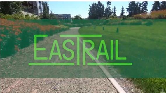 The Eastside Rail Corridor is renamed the Eastrail