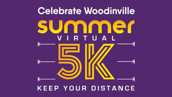 Let's Celebrate Woodinville with a Virtual 5k!