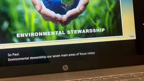 Rotary Club of Woodinville | Environmental Stewardship