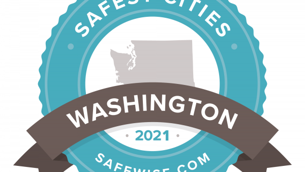 7th Annual 20 Safest Cities in Washington