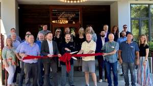 Ribbon Cutting: The Lounge at DeLille Cellars