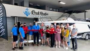 Ribbon Cutting: Rock Harbor Boats